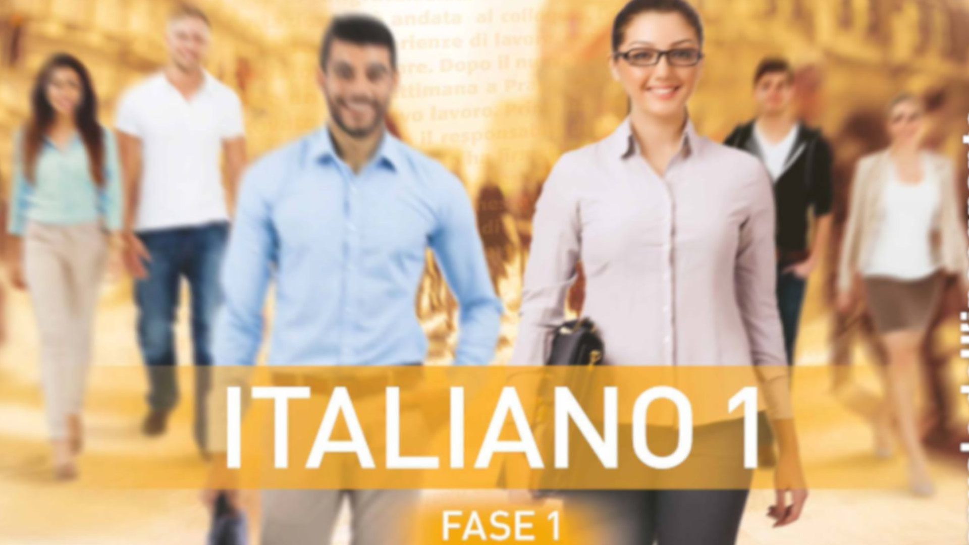 """""""Italian course from basic to A1"""""""